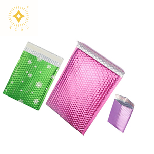 Factory Custom Printed Colored Bubble Mailing Bags,Bubble Envelope For Gift