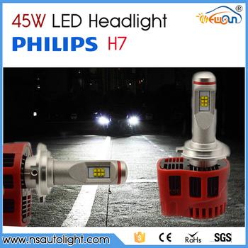 High Lumen H7 Car Led Bulb Headlight H4/h7/h8/h9/h10/h13/hb4/hb3 ...