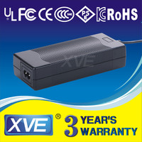 XVE used into 15V 2A power adapter safety mark with ce fcc rhos certification