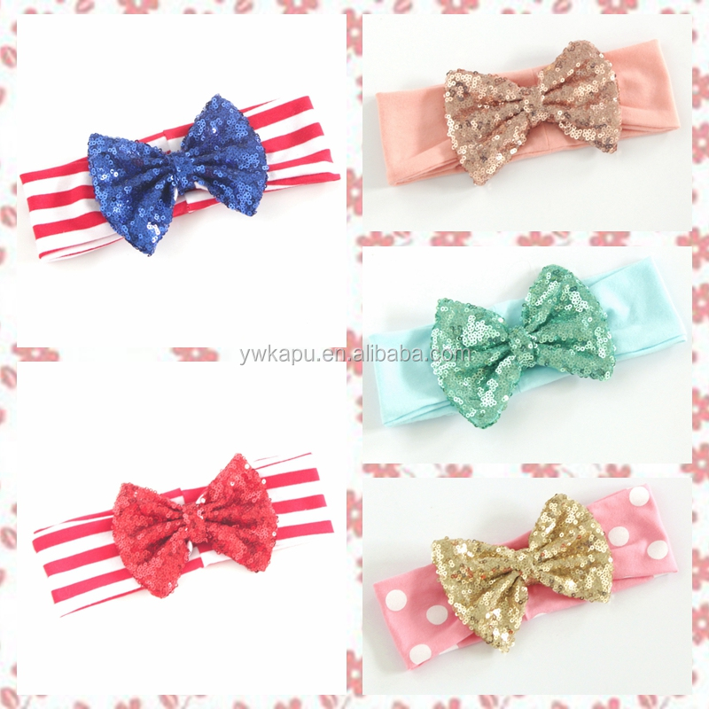 Wholesale Factory Directly Sale Baby Knot Headband from Yiwu Kapu