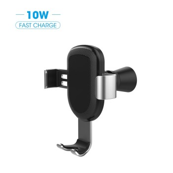 10W Wireless Charging Magnetic Car Vent Mount