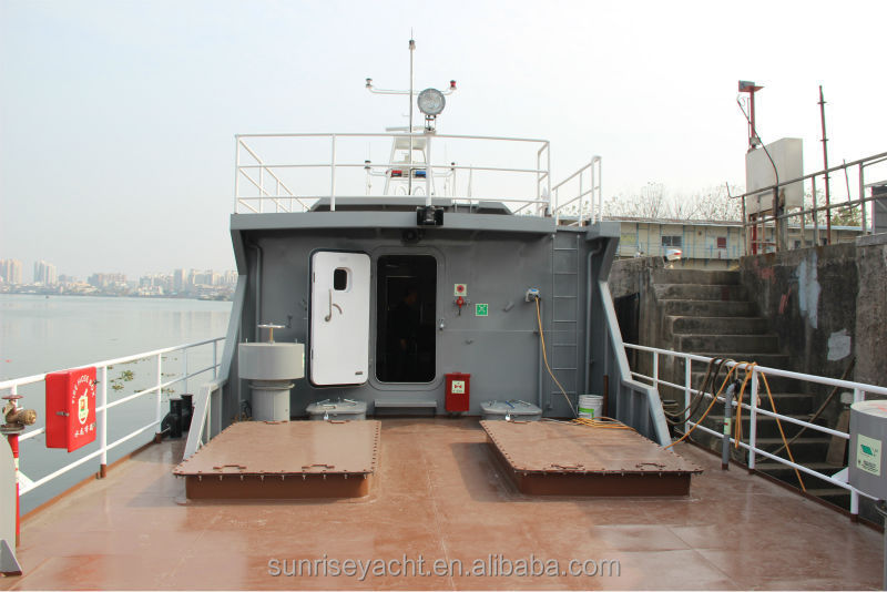 30m Steel Boat Military Patrol Boat For Oil Field Patrol
