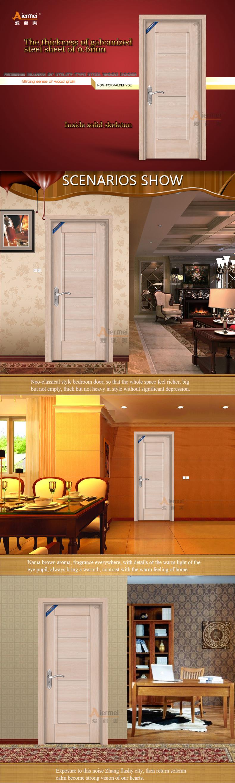 2015 mould home pvc door design interior cheap bedroom wooden door 2015 mould home pvc door design interior cheap bedroom wooden door