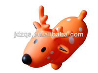 Jumping animal toy