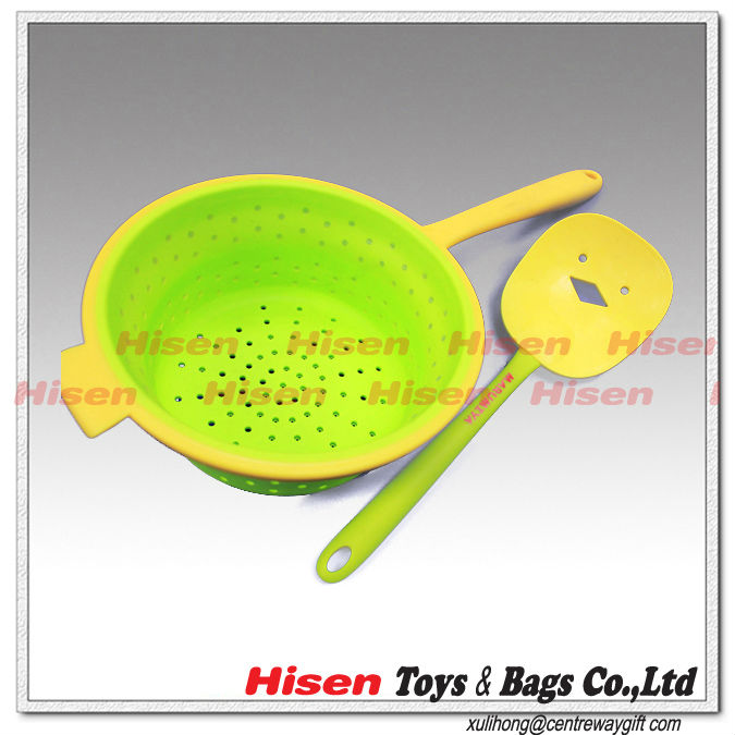 Inteligente de silicona utensilios de cocina utensilios - Utensilios de cocina de silicona ...