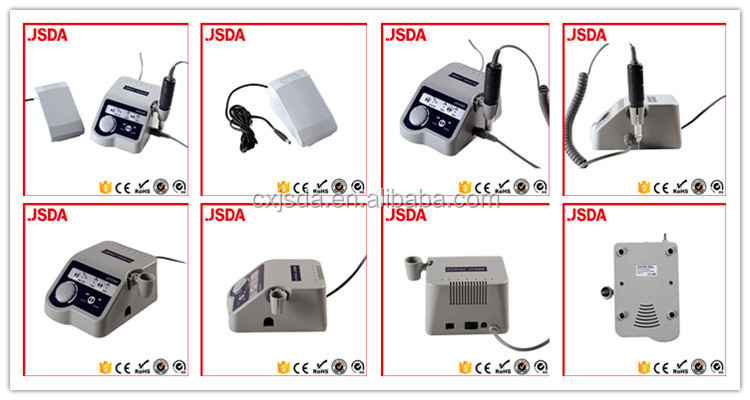 JD 8500 China Factory Great Quality Professional Nail Drill Machines With Vacuum