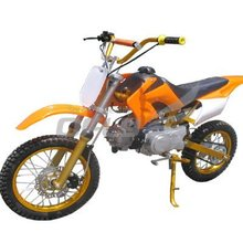 Gas-Powered alloy frame dirt bike with Aluminum Wheels