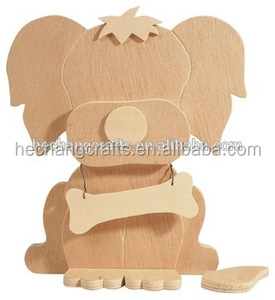 wooden octopus cute plywood dog crafts, custom wood animal crafts