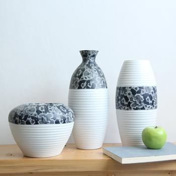 Ceramic Vases Wholesale Jingdezhen Ceramic Different Shapes Vases