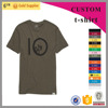 Advertising Promotion Logo Cheap 100% Cotton T Shirt