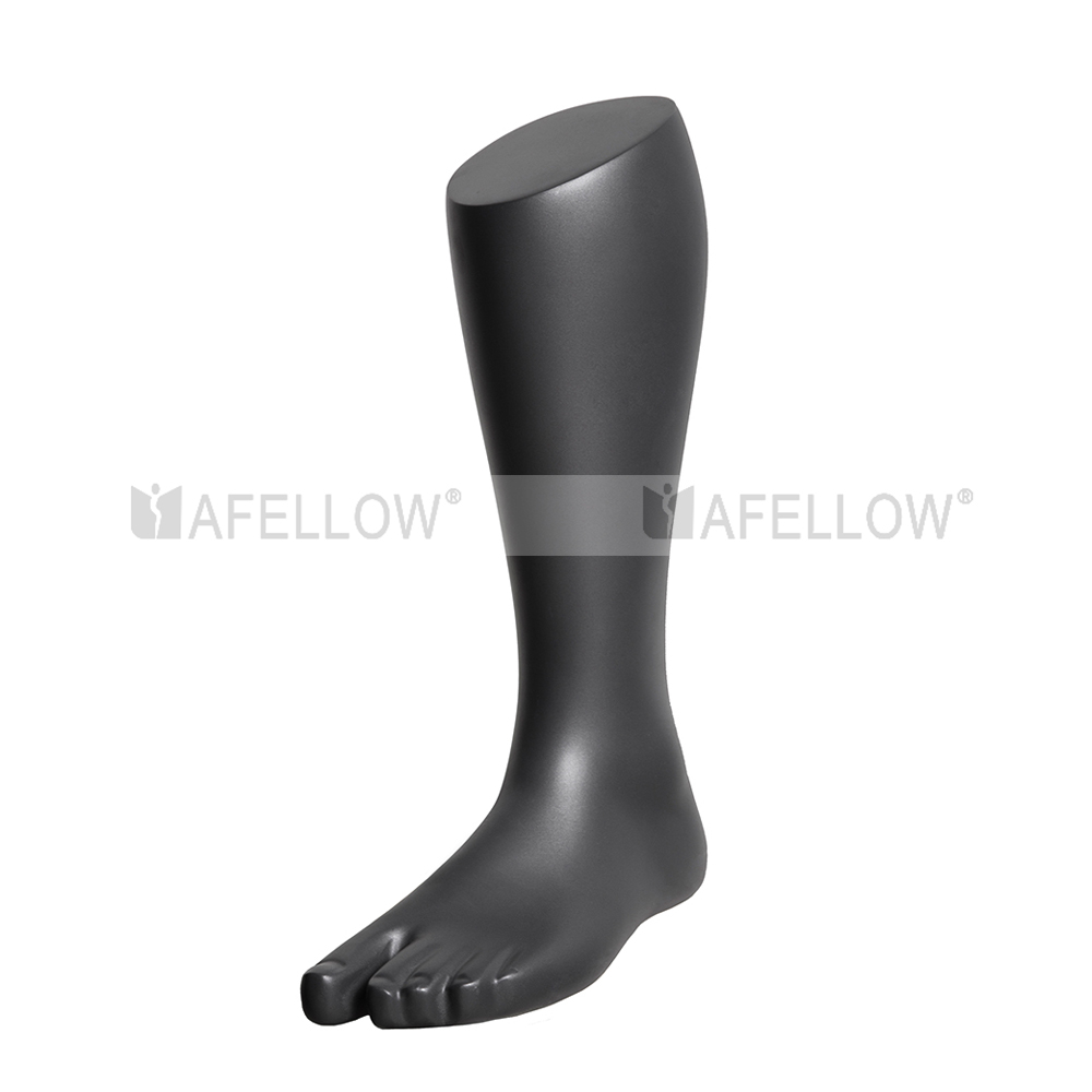 Male mannequin foot for socks display mannequin legs HEF-29