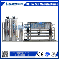 meet the water requirements in pharmacy mineral water purifier