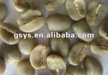 2012 crop raw coffee beans