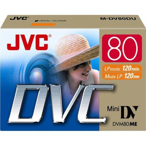 Jvc P6120Jdu3 8Mm Video Tape 3-Pk