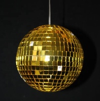2019 Melody Party Decor Polyfoam discokugel spiegel Shining rotating LED disco lights mirror ball