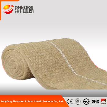Fireproof Rockwool Insulation Price 50mm Rock Wool Blanket