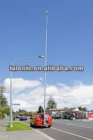 AC 220V motor electric lifting mast,vehicle mounted antenna mast ,outdoor antenna tower