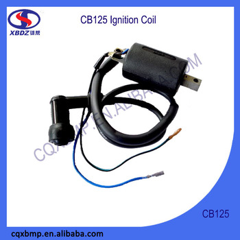 125cc Motorcycle Ignition Coil Pack/ Cdi Ignition Coils For Honda ...