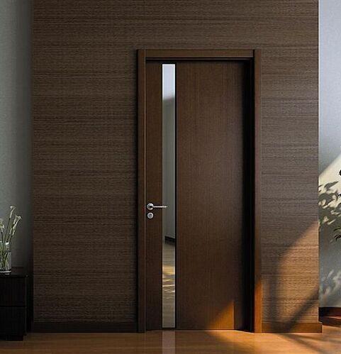 Puertas de madera modernas puertas modernas de madera for Modelos de puertas de interior modernas