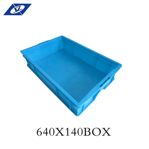 Factory Directly Sell Transport Cheap Plastic Moving Folding Crate