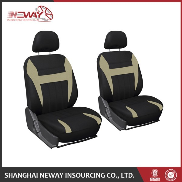 Top Quality Smile Queen Car Seat Cover High Back