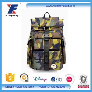 Multifunctional new design light weight Fujian hp laptop backpack travel bags