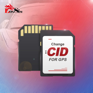 Free shipping OEM Change CID Black Custom CID SD Card Write/Clone CID 16gb Memory card for Navi GPS