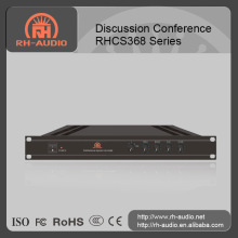 Wired sistema de conferencias debate RH-CS368 series