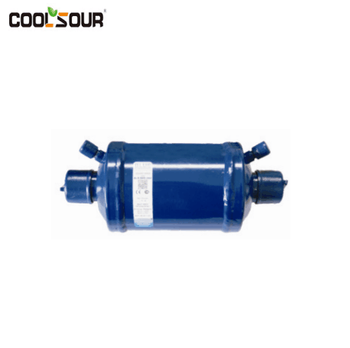 COOLSOUR Drier Filter for Refrigeration System with Disconnect-type Core