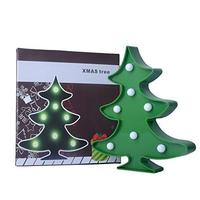 Romantic Green Tree Led Night Lights Desk Lamps for Kids Bedroom Home Decor Birthday Party Supplier Toys Gifts, St Patrick's Day