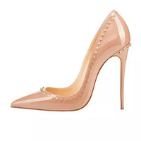 19A86 Fashion Fancy Summer New Style Stilettos High Heel Ladies Pumps Shoes for Women