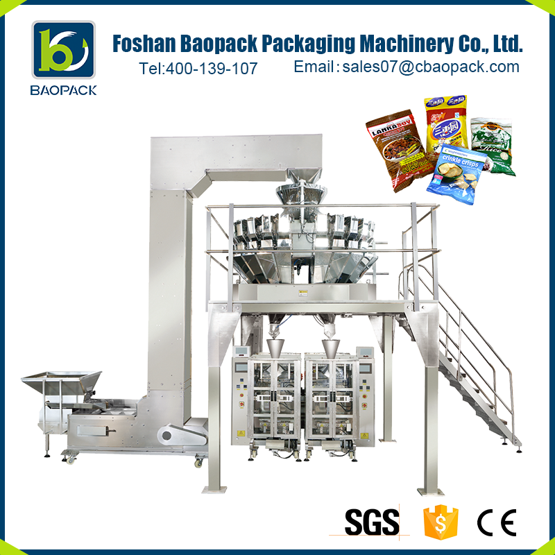 CE/IOS9001 Food fruit packaging equipment