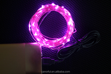 Pink USB LED Fairy Lights Christmas Light Outdoor