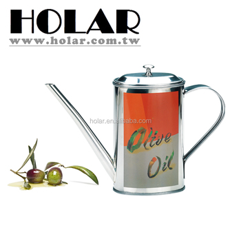 Holar Taiwan Made Foodgrade Stainless Steel Oil Pot For Kitchen - Food grade stainless steel table