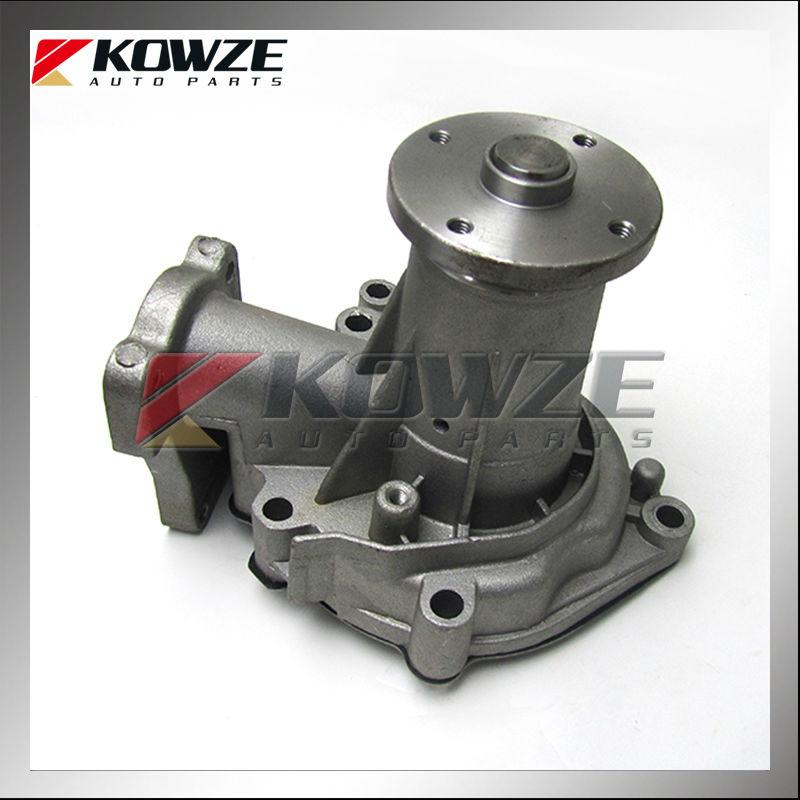 Water Pump For Mitsubishi Pickup Triton L200 Ka4t Kb4t K64t K74t ...