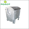 OEM garbage trolley with powder coating