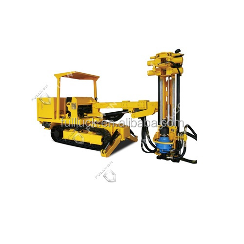 Narrow Vein Single Boom Face Drilling Rig