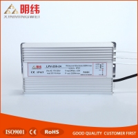 CE LPV-250-24 250w waterproof led driver 24v 10a switching power supply