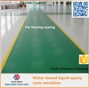 Liquid epoxy resin for Waterborne epoxy flooring coating