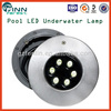 12V IP68 Stianless steel Waterproof LED Underwater Light for swiming pool