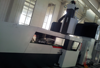 X axis equipped with fagor gratinng ruler cnc machining center Gantry Type LMXh1222