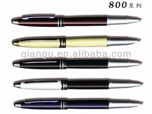 financial extra fine fountain pen, thin fountain pen, metal fountain pen