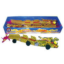 BF6110-ORIENTAL DRAGON novelties fireworks factory direct sale