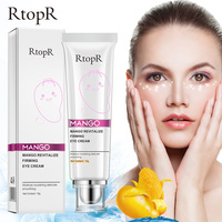 RtopR Eye Care Anti Aging Ageless Dark Circles Removal Nourishing Firming Lifting Natural Organic Mango Eye Cream