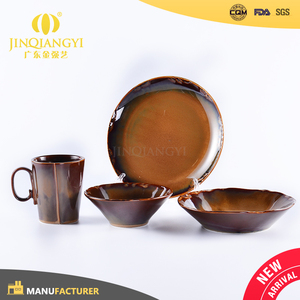China Manufacturer wholesale colorful mexican ceramic dinnerware sets