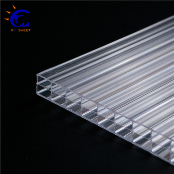 Plastic Clear 8mm Polycarbonate Sheet Used Sunroom Panels