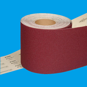 Wholesale Aluminum Oxide Pages Sand Paper for Woodwork