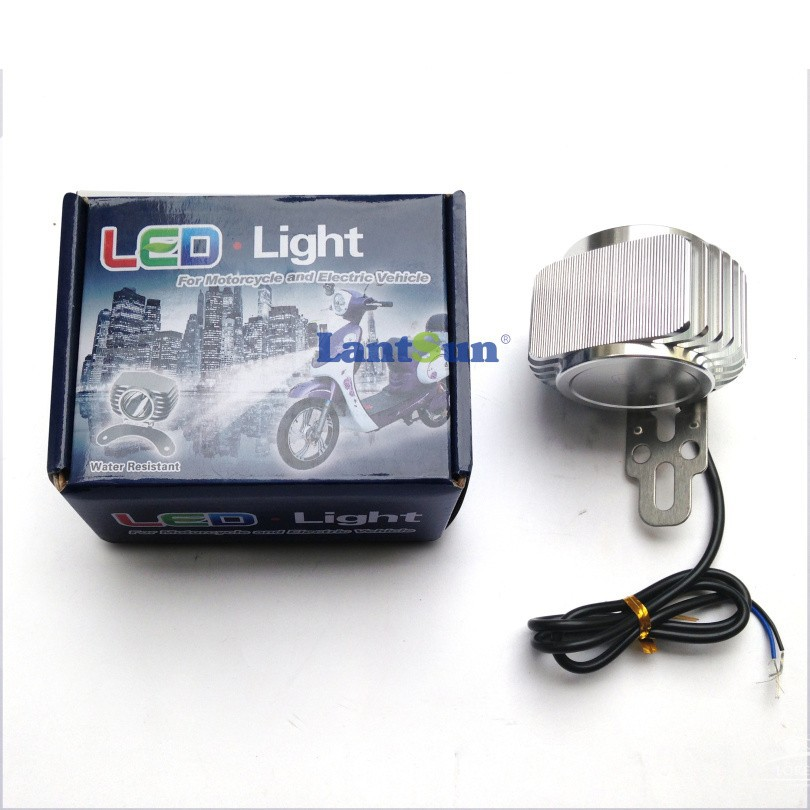 "Automotive 2.5"" 12V IP68 high intensity 5W Led Work Light mini Light for motor car truck"