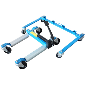 4 Tire Wheel Dolly Vehicle Car Auto Dollies Repair Moving position jack