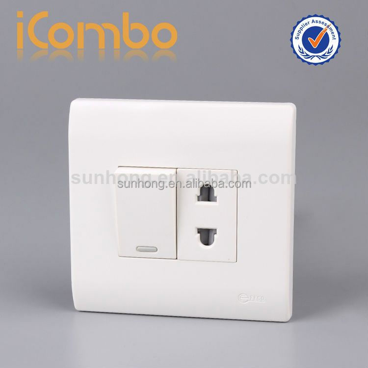Ul Listed Wall Socket
